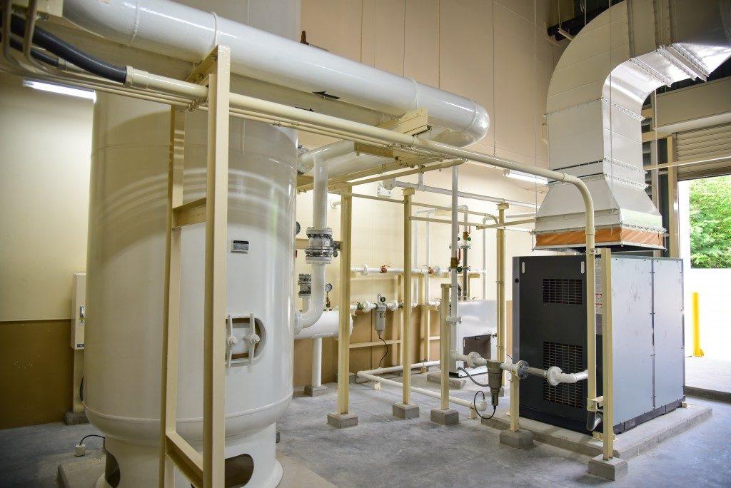 Cooling generator