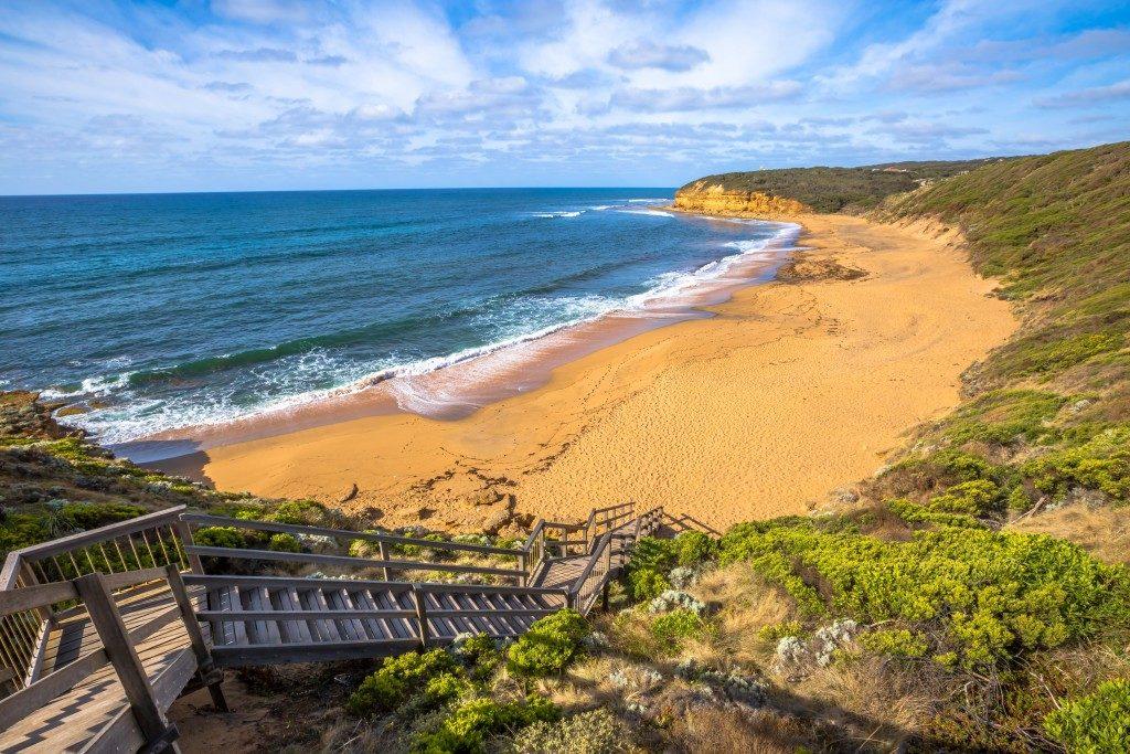 Beach in Melbourne